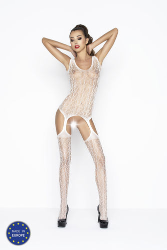 Bodystocking mit Muster