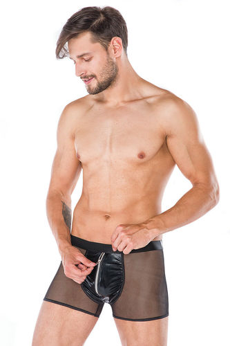 Transparente Boxer-Shorts