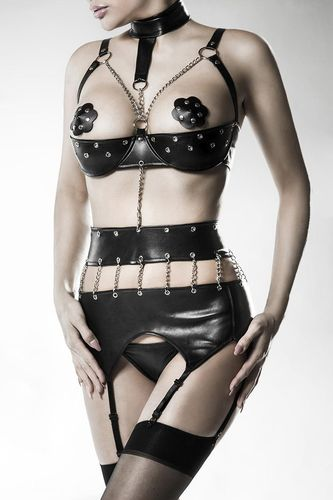3-Piece Bodyset with Chains