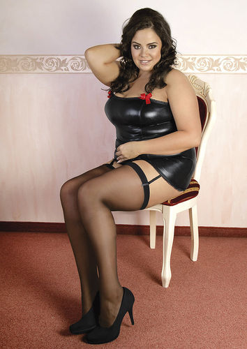 SPECIAL OFFER! Suspender Stockings